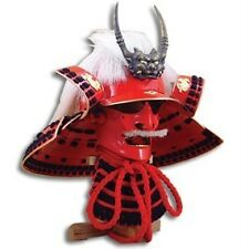 TAKEDA SHINGEN KAGEMUSHA Japanes Samurai Warrior KABUTO and MEMPO ARMOR HELMET