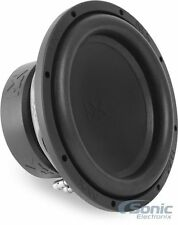 "NVX VSW104V2 500W RMS 10"" VS-Series V2 Dual 4-ohm Car Subwoofer Car Audio Sub"