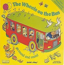 WHEELS ON THE BUS - NEW PAPERBACK BOOK