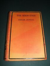 1930 First Edition of The Moon Gods by Edgar Jepson  Lost Race Fantasy Scarce