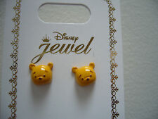 BRAND NEW WIINIE THE POOH EARRINGS FROM DISNEY JAPAN