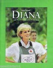 PRINCESS  DIANA SPECIAL ISSUE  PART  TEN  - LAND MINES AND LOVE