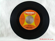 CHUBBY CHECKER -(45)- POPEYE (THE HITCHHIKER) / LIMBO ROCK - PARKWAY - 849 -1962