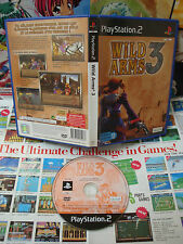 Playstation 2 PS2:Wild Arms 3 [TOP RPG & 1ERE EDITION] SANS NOTICE - Fr