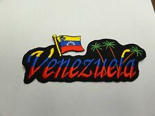 PATCH COUNTRY FLAG SEW ON JACKET SHORT OR PANTS VENEZUELA DIFFERENT STYLE