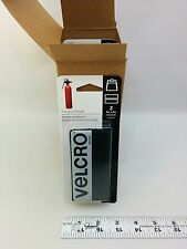 "Velcro 2 Packs 90199 2"" x 4"" Black Velcro Industrial Strength Strips Lot of 6"