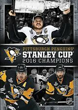 NHL 2016 Stanley Cup Champions [DVD] *NEU* Pittsbugh Penguins Meister