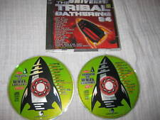 Universe Tribal Gathering 94 2 CD Album Ft Carl Cox Dave Angel Paul Van Dyk