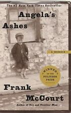 Angela's Ashes : A Memoir by Frank McCourt (1999, Paperback)
