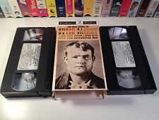 The Real Story Of Butch Cassidy & The Sundance Kid Western Documentary VHS 1993