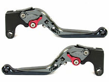 Titan Extend & Foldable Extreme Clutch Brake Lever for Yamaha FZ1 FAZER 01-05