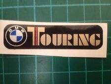 BMW R80RT / R100RT 'TOURING' decal Badge Sticker Transfer