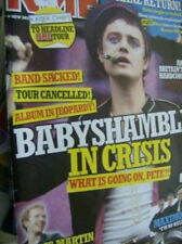 NME Mag July 23, 2005 Pete Doherty, Chris Martin, +