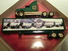 "Winross 1996 Service Tire Truck Centers ""Greetings"" Tractor Trailer NRFB"