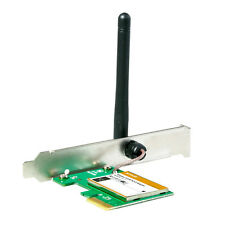 Tenda Wireless N Pci Adaptador Tarjeta Wifi 150mbps Pc 802.11 B G N