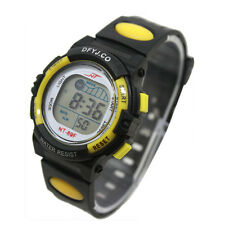 Multifunction Boy Girl Watch Digital LED Alarm Date Children Sport WristWatches