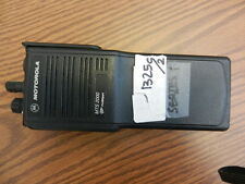 MOTOROLA MTS 2000 FLASHPORT-SERIES I PORTABLE FM RADIO H01UCH6PW1BN (1325 C/2)
