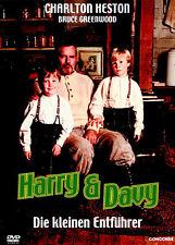 Harry & Davy - Die kleinen Entführer - Charlton Heston -  DVD - NEU & OVP