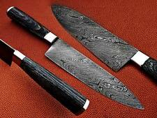 CUSTOM MADE DAMASCUS BLADE CHEF/KITCHEN KNIFE DC-1050