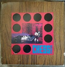 Chess N' Checkers Rare 1972 Board Game Vintage Set