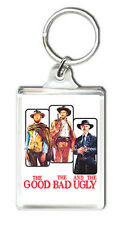 1967 THE GOOD THE BAD AND THE UGLY KEYRING LLAVERO