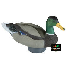 NEW LUCKY DUCK QUIVER DUCK HD MAGNET DRAKE DECOY MOTION RIPPLES SPLASHING