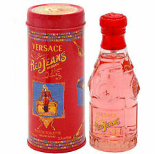 Red Jeans By Versace 75 ML / 2.5 oz EDT Spray New In Can Perfume For Women