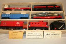 LIONEL 19349 - 231 A UNIT / 6408 / 6343 / 6162 / 6050 / 6057 BOXED  UNCAT 1964