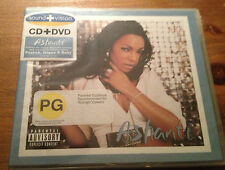 Ashanti [PA] Ashanti CD + DVD PAL 2004 Universal/Um3 EU import sealed Murder Inc