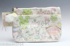 My Melody Sanrio sweet bunnies super cute pouch makeup bag Original Japan