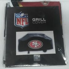 San Francisco 49ers Economy Team Logo BBQ Gas Propane Grill Cover - NEW