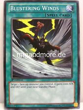 Yu-Gi-Oh - 3x Blustering Winds - YS13 - Super Starter V for Victory