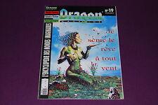 DRAGON MAGAZINE 19 - JDR Jeu de Role - Septembre-Octobre 1994