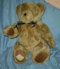 "LARGE FULLY JOINTED TEDDY BEAR BY ""COLOUR BOX"" COLLECTORS ITEM, HTF  (#B76-5)"