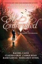 Enthralled by Melissa Marr, Kelley Armstrong, Rachel Caine, Carrie Ryan HC new