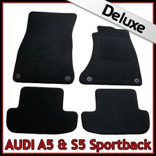 Audi A5/S5 Sportback Tailored LUXURY 1300g Car Mats