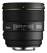 Sigma EX 85 mm F/1.4 EX AF DG HSM Objektiv für Canon