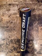 Miller Genuine Draft Beer Tap Handle