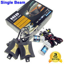 Kit de conversion Bi Xénon H7 H1 6000K 55W HID Slim Ballast + ampoules Full Kit