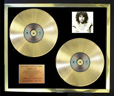 THE DOORS  BEST OF   DOUBLE ALBUM CD GOLD DISC FREE POSTAGE!!
