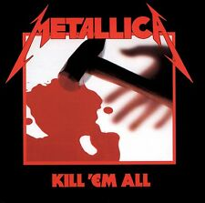 Metallica - Kill 'em All - New 180g Vinyl LP