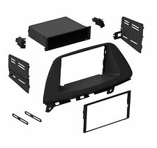 Single/Double DIN Installation Dash Kit w/pocket for 2005-2010 Honda Odyssey