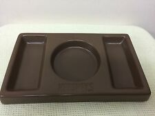 RARE • HERSHEY'S CHOCOLATE WORLD CANDY DISH ASHTRAY PLATE HERSHEY KISSES 3.5 LBS
