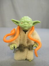 "STAR WARS Vintage ""YODA"" Orange Snake ESB Kenner C8+ shape 1980"
