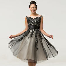 SIZE 16 Long Formal Evening Prom Party Dress Bridesmaid Dress Ball Gown Cocktail