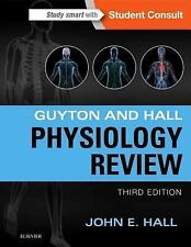 Guyton Physiology: Guyton and Hall Physiology Review by John E. Hall (2015,...