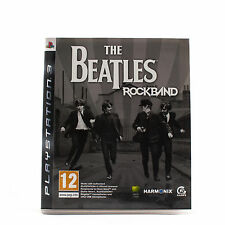 Beatles RockBand for PS3 Guitar Hero & Singstar Compatible *1ST CLASS POST*