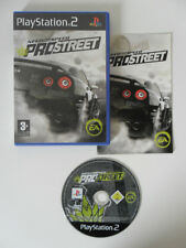 NEED FOR STREET PROSTREET - PLAYSTATION 2 - JEU PS2 COMPLET