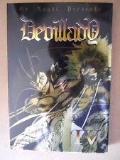 DEVIL LADY vol. 4 Go Nagai Presents D/Book Manga   [G477]