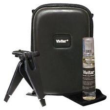NEW Vivitar SK-100 Slim Digital Camera Starter Kit K1 Brand New In Box